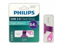 Pendrive Philips CITI 64GB USB 3.0