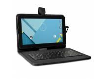 Tablet Craig Quadcore 1.2hz, 1GB, 8GB, 9'', con Teclado