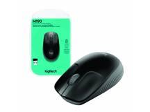 Mouse Logitech M190 negro