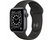 Reloj Apple Watch Series 6 40mm Aluminio Space Gray