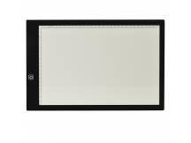 Tableta LED para calcar A4