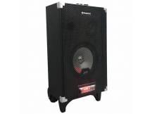 Parlante Polaroid Party Speaker con micrófono y luces LED