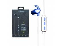 Auriculares Polaroid Sport fit bluetooth azul