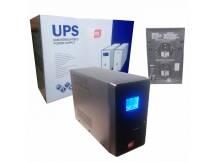 UPS NRG+ 650va / 390w con pantalla LCD