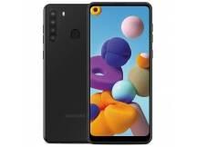 Samsung Galaxy A21 128GB dual negro