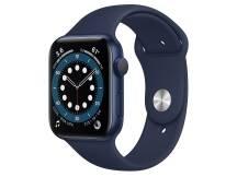 Reloj Apple Watch Series 6 44mm Aluminio Azul