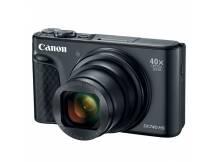 Camara Canon SX740 HS negra