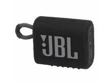 Parlante Portatil JBL GO3 Bluetooth negro