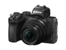 Camara Nikon Z50 Mirrorless con lente 16-55mm