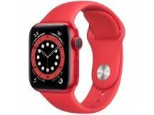 Reloj Apple Watch Series 6 44mm Aluminio Rojo