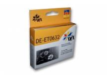 Cartucho Epson c67 / c87 / cx3700 / cx4100 / cx4700 t0632 (cyan)