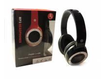 Auricular inalambrico con MP3 micro SD