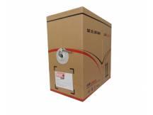 Cable UTP NRG+ Cat5E 305 metros - aluminio